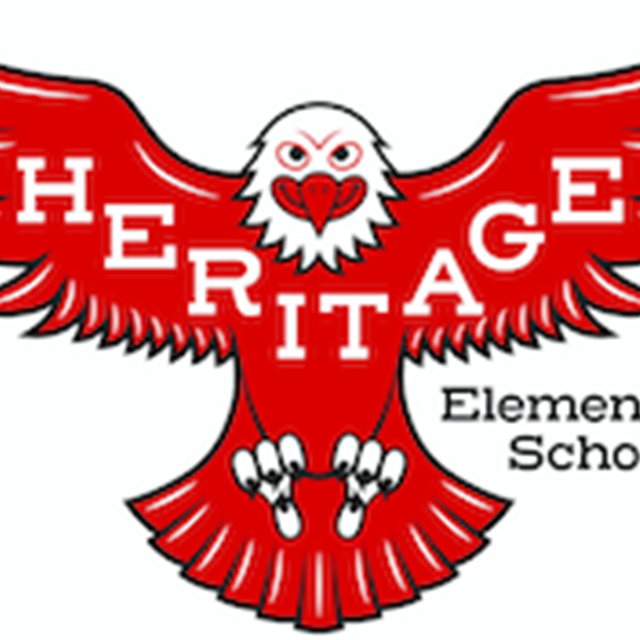 Heritage students are proud to be eagles!